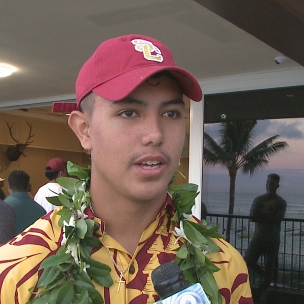 Kaulana Makaula hoping bring attention to Hawaii football at USC