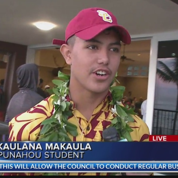Letter of Intent Signing Day: Kaulana Makaula signs to USC Football
