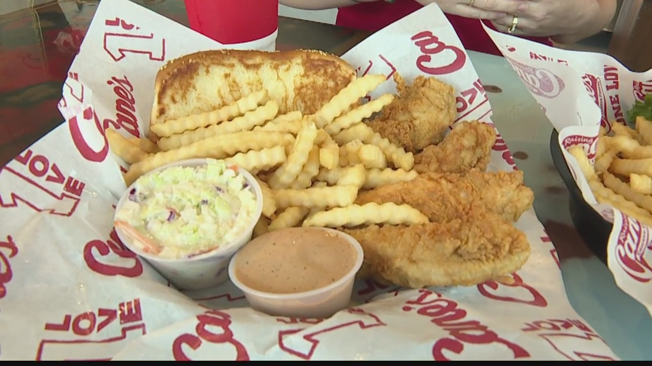 Raising Cane's Fundraising for Hawaii Community Groups