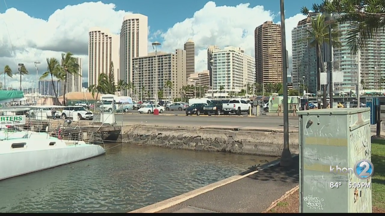 Security cameras proposed for Ala Wai Boat Harbor