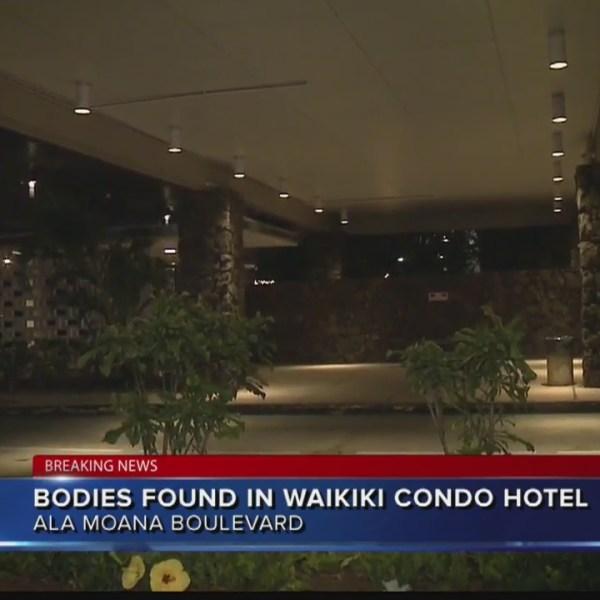 Bodies found in Waikiki