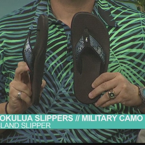 Island Slipper: Mokulua Slipper