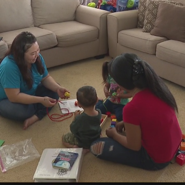 Keiki O Ka Aina Parents as Teachers Home Visits