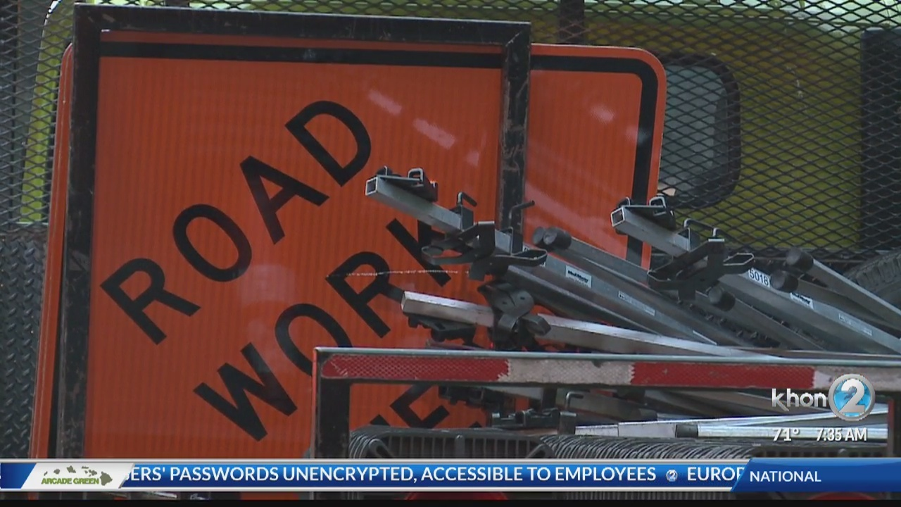 LikeLike Highway closed overnight for tunnel maintenance