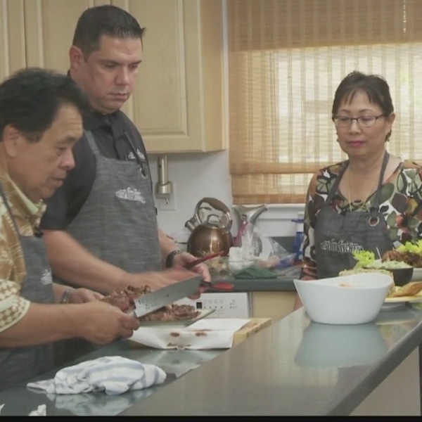Sam Choy's in the Kitchen: Chun ohana