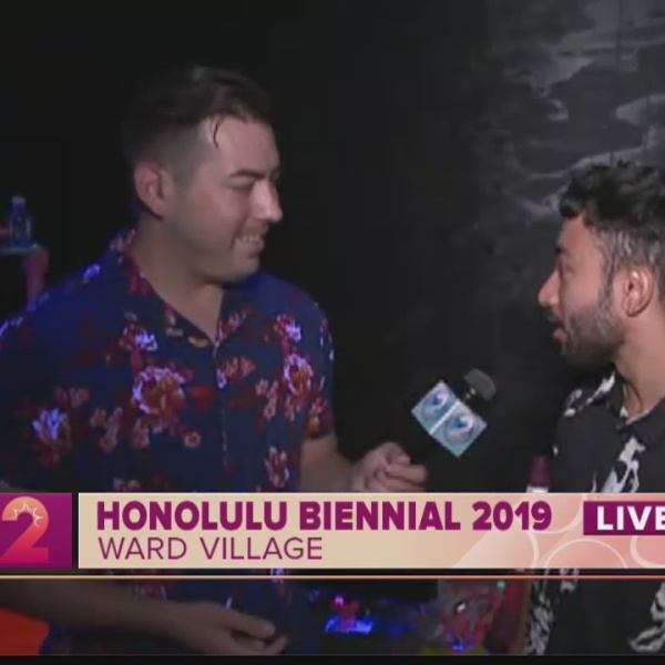 Take 2:Discovering the Honolulu Biennial 2019