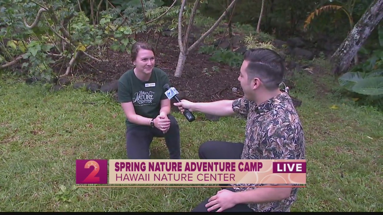 Take 2:Spring Nature Adventure Camp