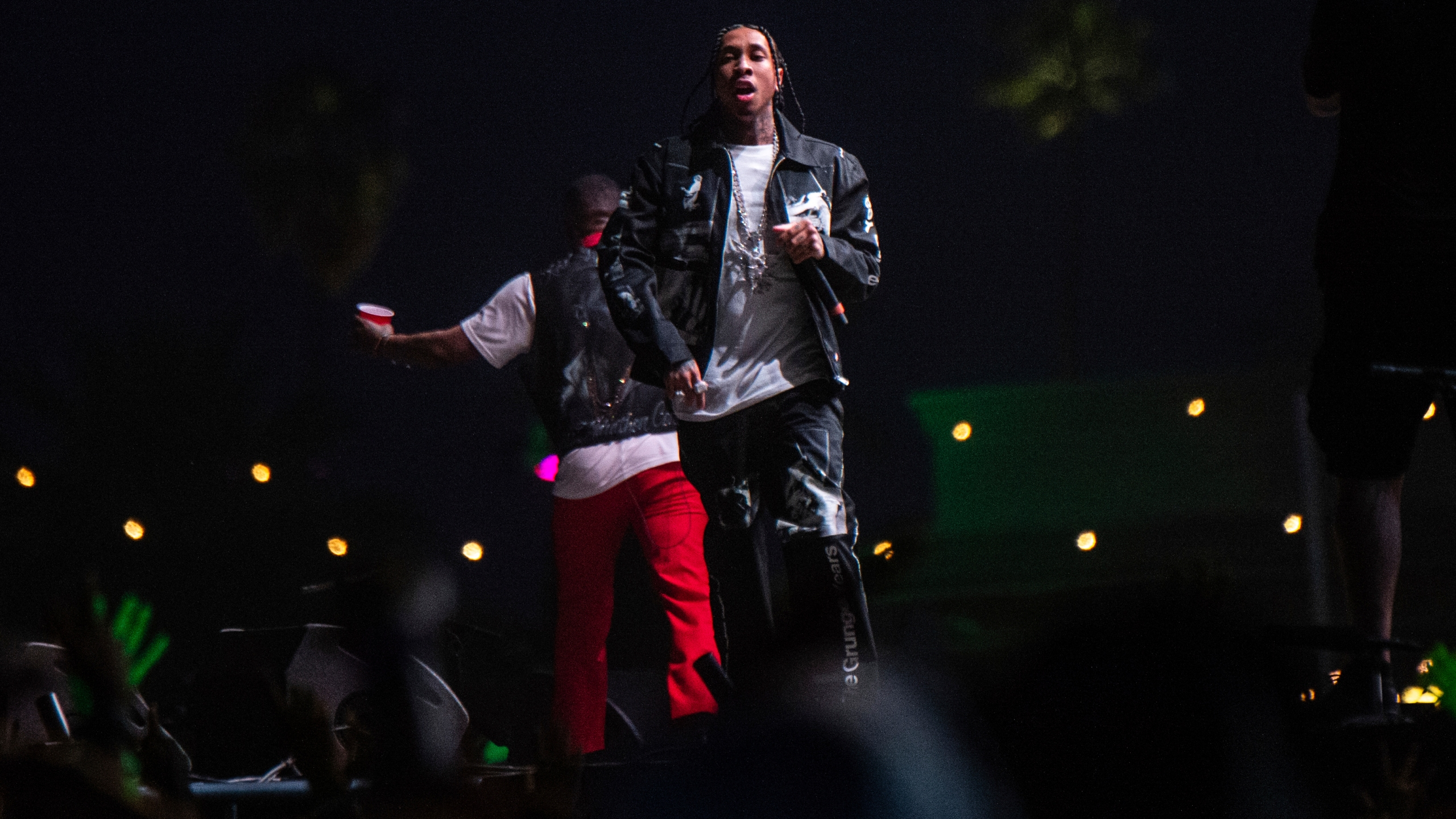 TYGA AT COACHELLA