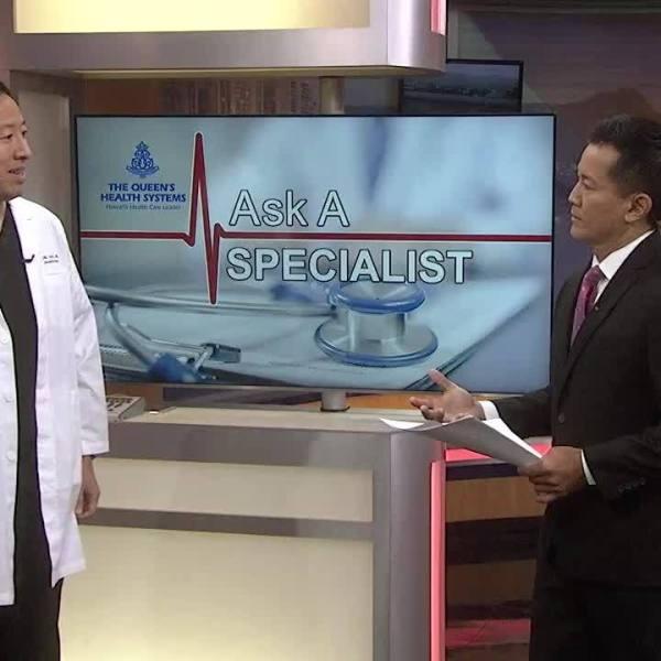 Ask a Specialist: Rectal Bleeding