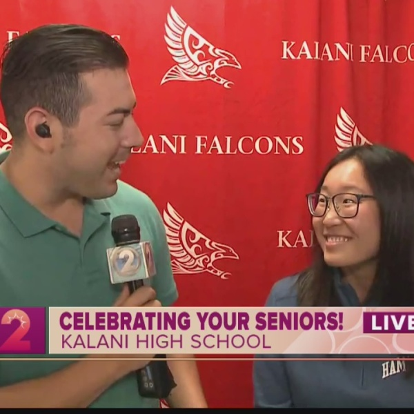 Class of 2019:Forty-One Valedictorians at Kalani High School