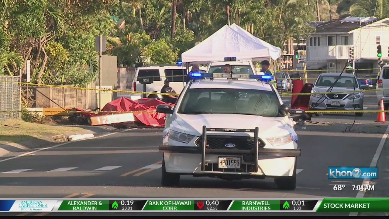 Investigation continues for deadly Helicopter crash in Kailua