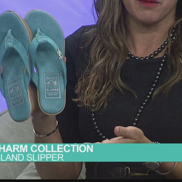Island Slipper: Charm Collection