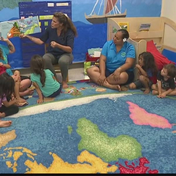 Keiki O Ka Aina Preschools