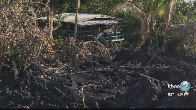 Nonprofit to reach out with lava recovery resources