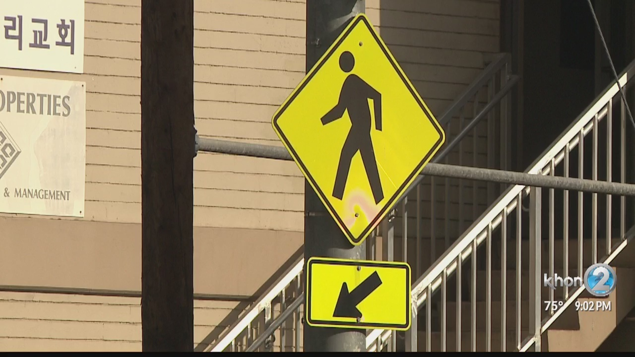 Public meeting coming up on Oahu's First Pedestrian Plan