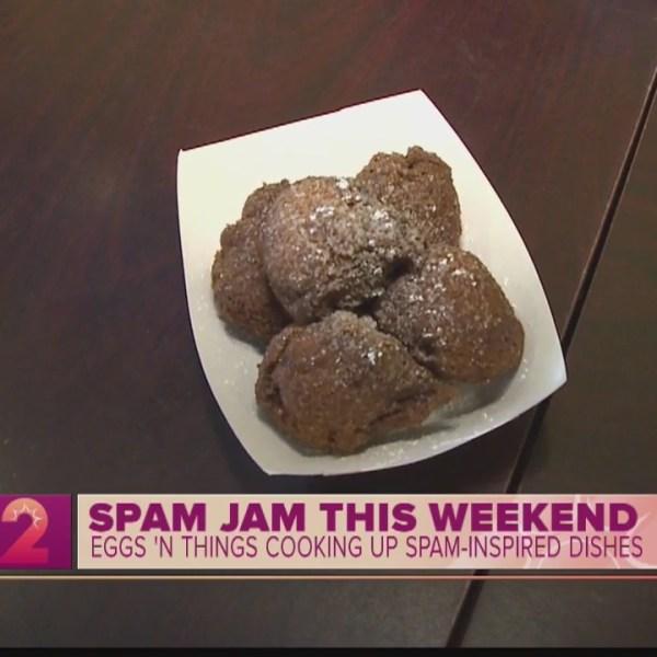 Take 2:Spam Snacks for Spam Jam 2019
