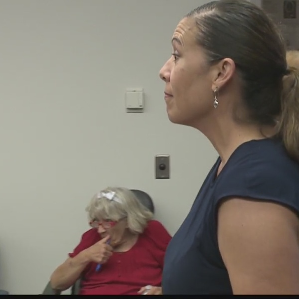 Whistleblower tells police commission concerns about upcoming promotions