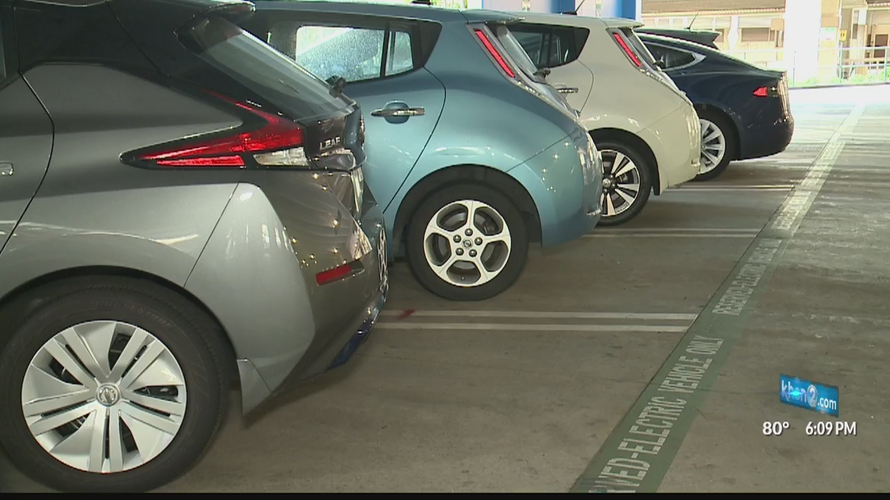 hawaii electric vehicles