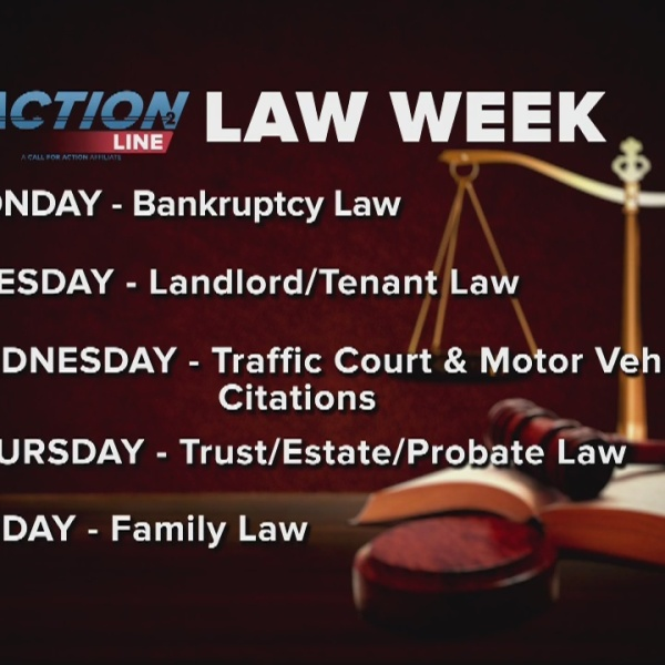 Action Line Law Week