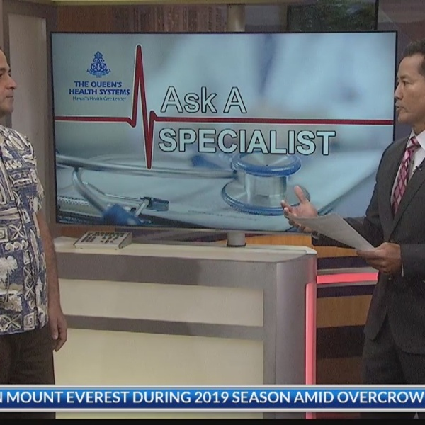 Advances in Stroke Treatment - The Queen's Medical Center - Ask a Specialist