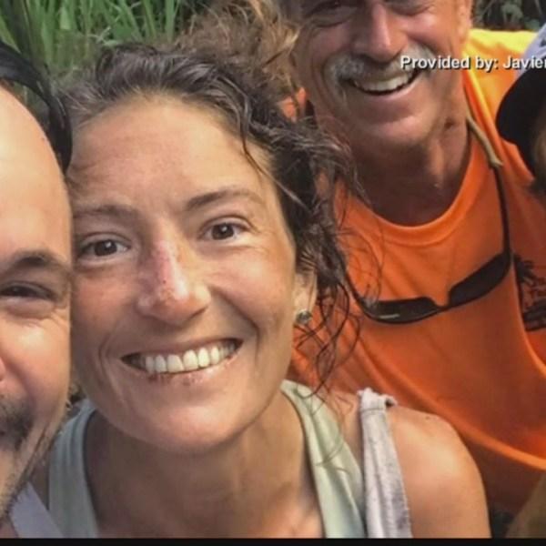 Amanda Eller's three rescuers speak out