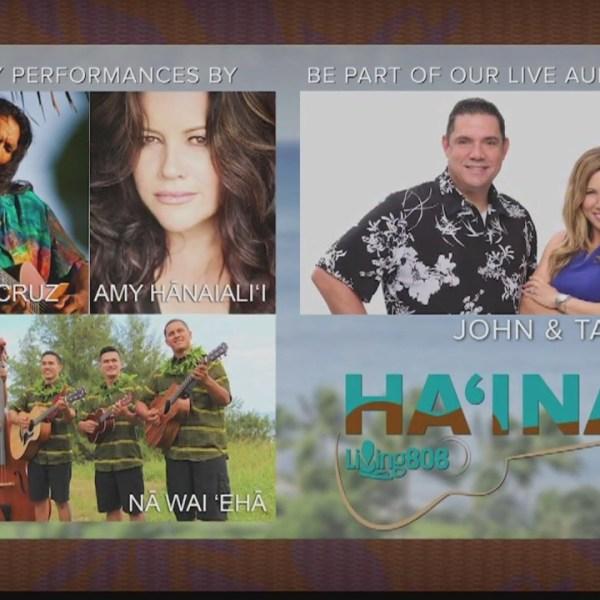 Ha'ina at the Four Seasons Ko Olina this weekend