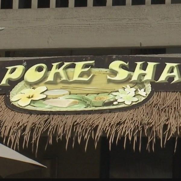 Hawaii Island Week - Da Poke Shack