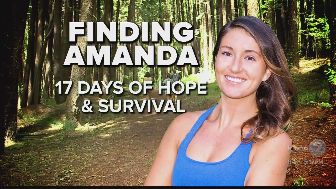 SPECIAL: Finding Amanda - 17 days of hope and survival
