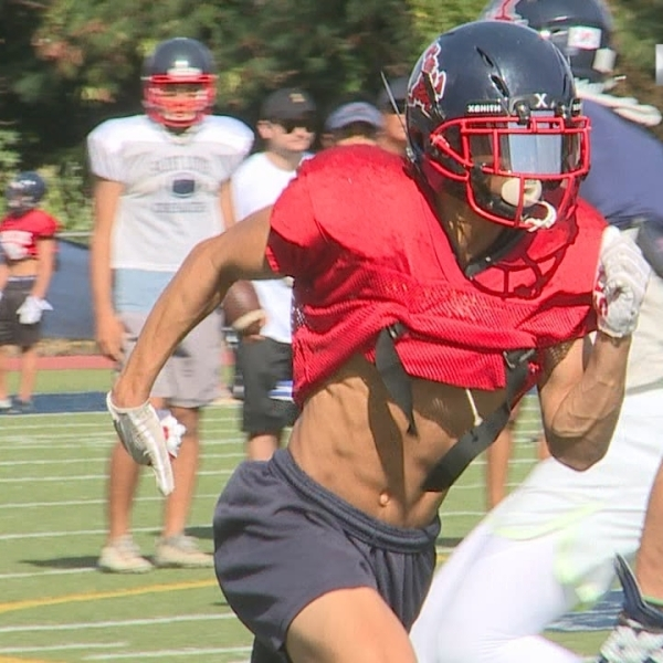 Saint Louis receiver Wilson dazzles at The Opening camp, speeds up recruiting