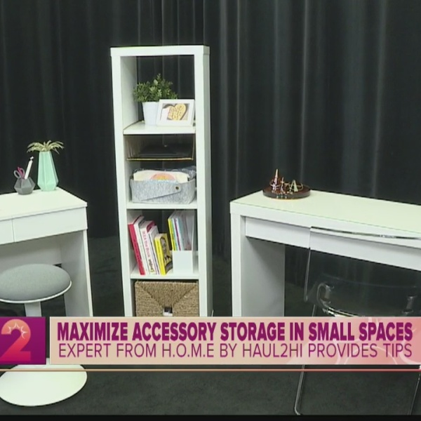 Take2: Expert Gives Tips on Clearing the Clutter