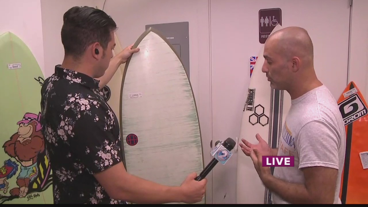Take2: Finding the 'right' surfboard