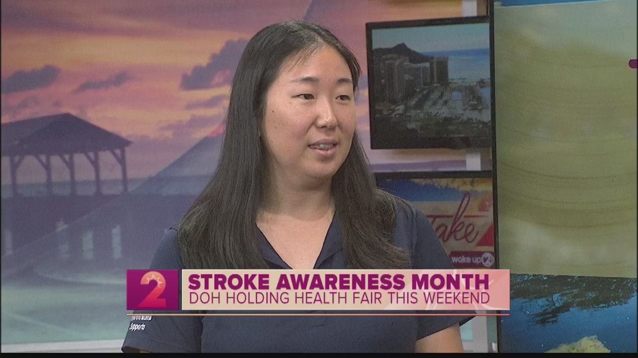 Take 2:National Stroke Awareness Month