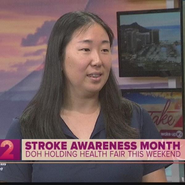 Take 2:National Stroke Awareness Month
