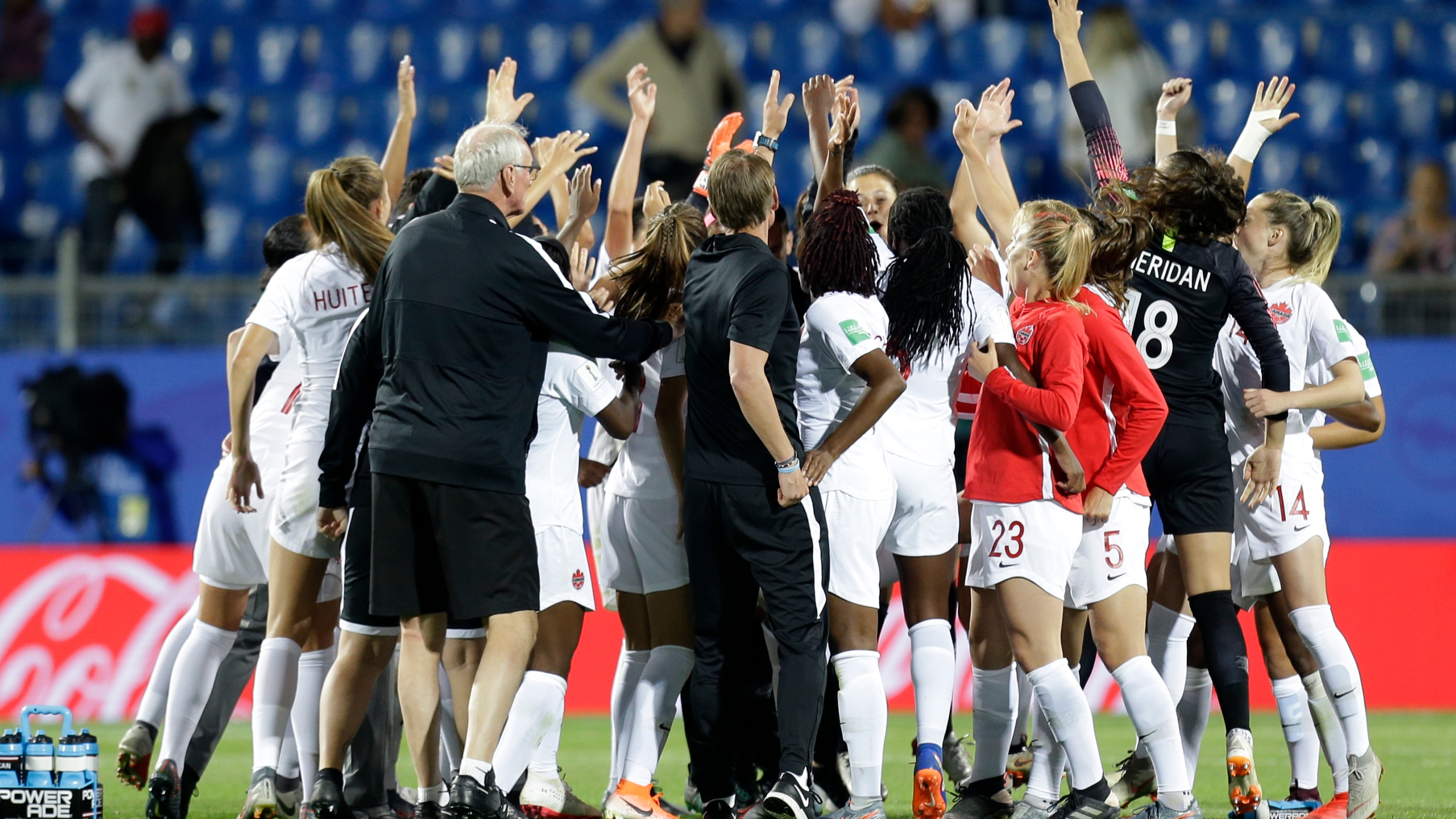 France Canada Cameroon WWCup Soccer_1560549427407