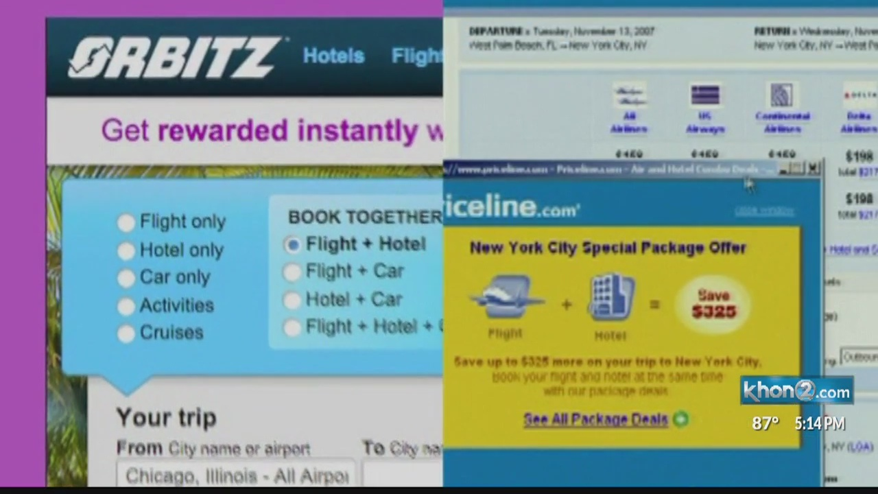 Actionline: Vacation Scams