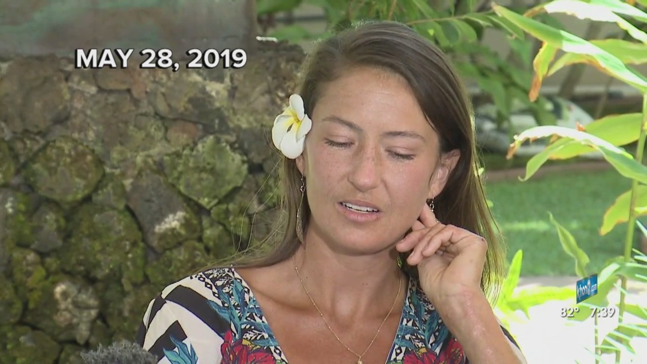 Amanda Eller apologizes and thanks search efforts