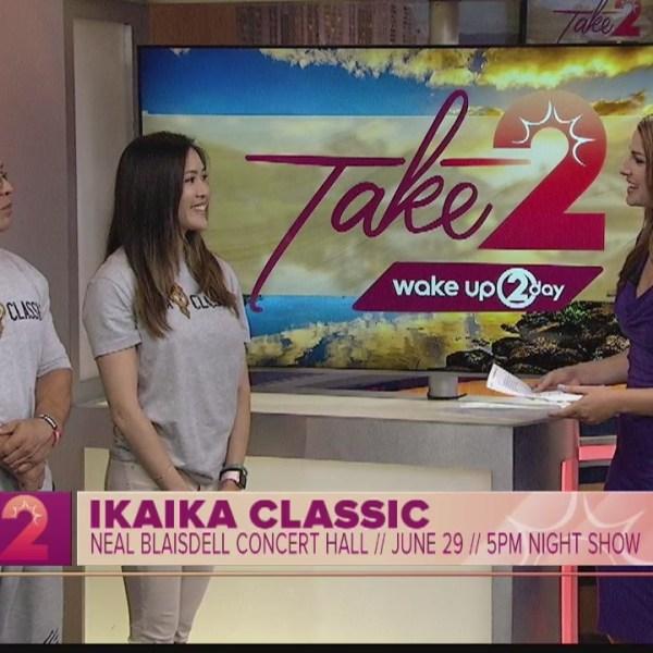 Body Building Ikaika Classic 2019