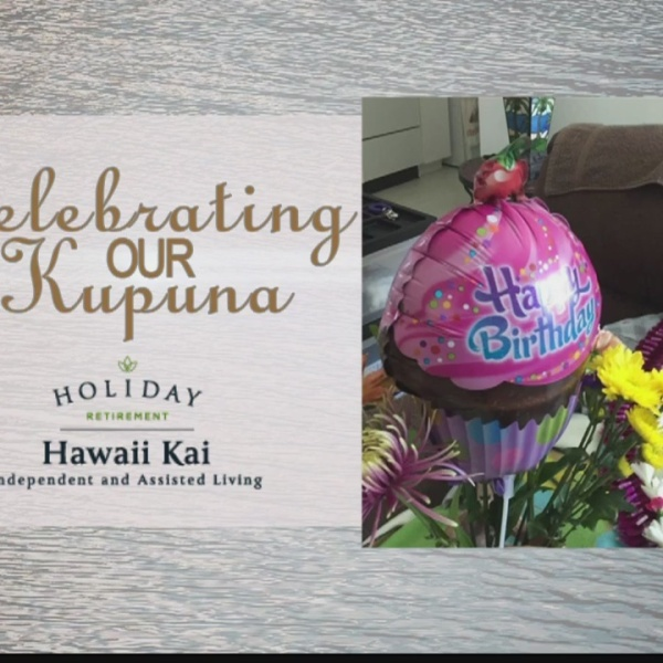 Celebrating Our Kupuna: Happy Birthday Adele Rickstrew
