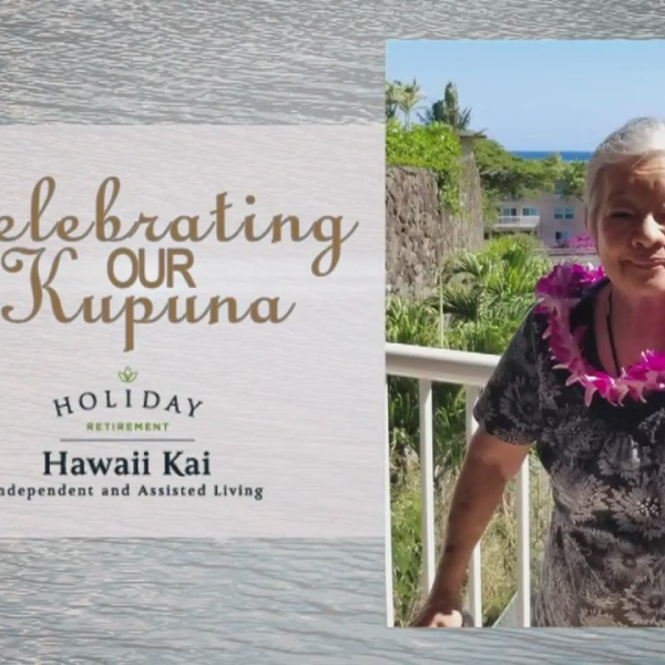 Celebrating Our Kupuna: Happy Birthday May Higa