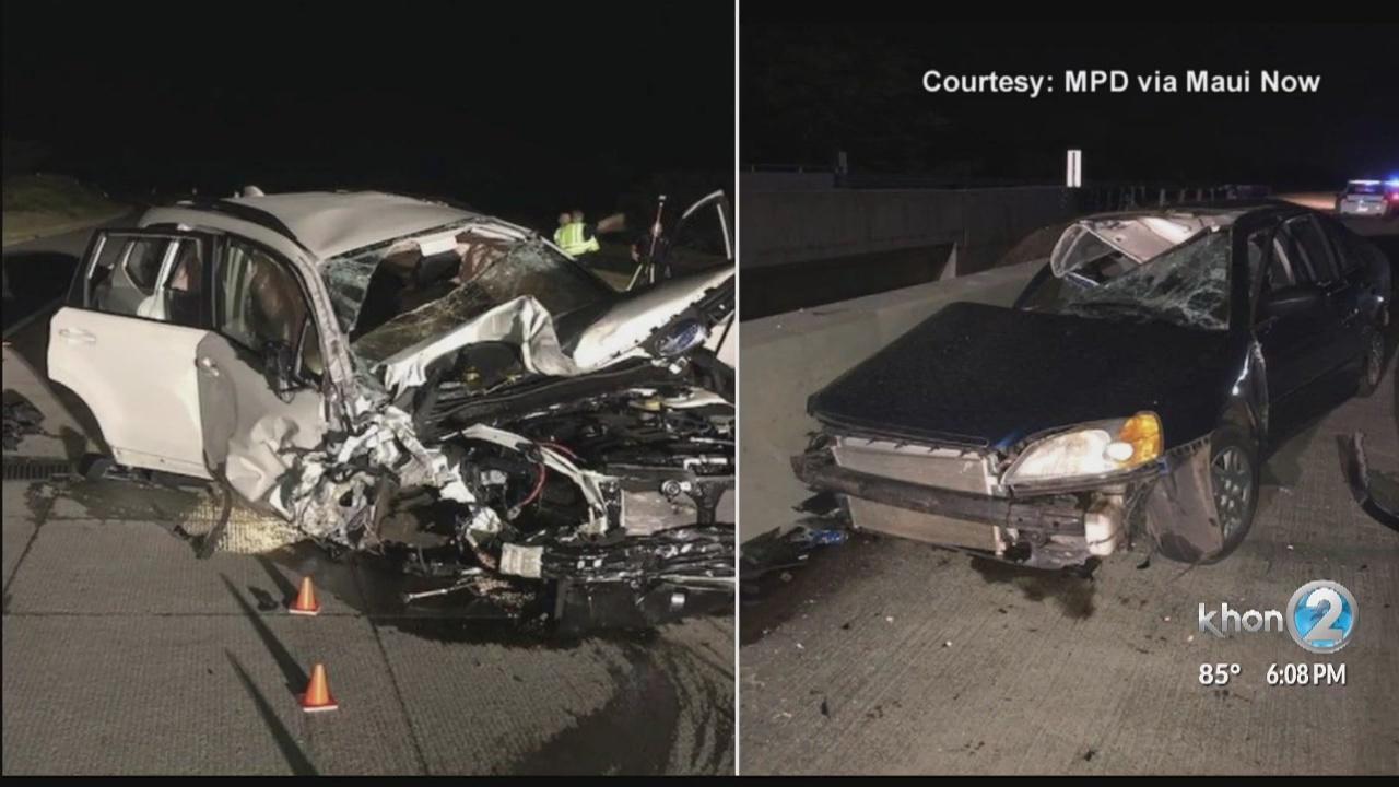 Fatal crash on Kuihelani Highway kills Wailuku woman on Maui