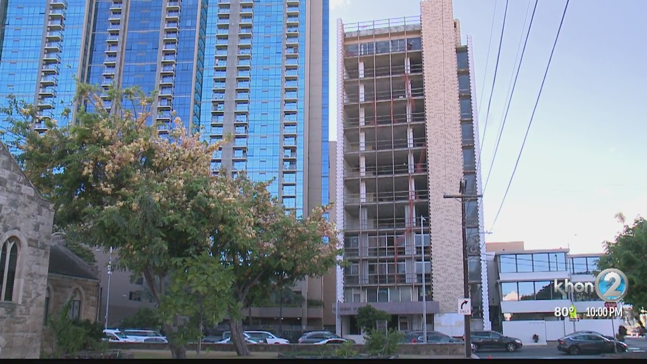 High-rise redevelopment for affordable housing