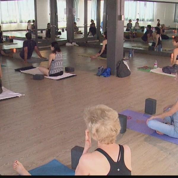 Kupuna Life: Yoga