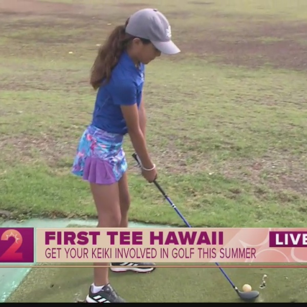 Take2:Taking a 'swing' at First Tee Hawaii