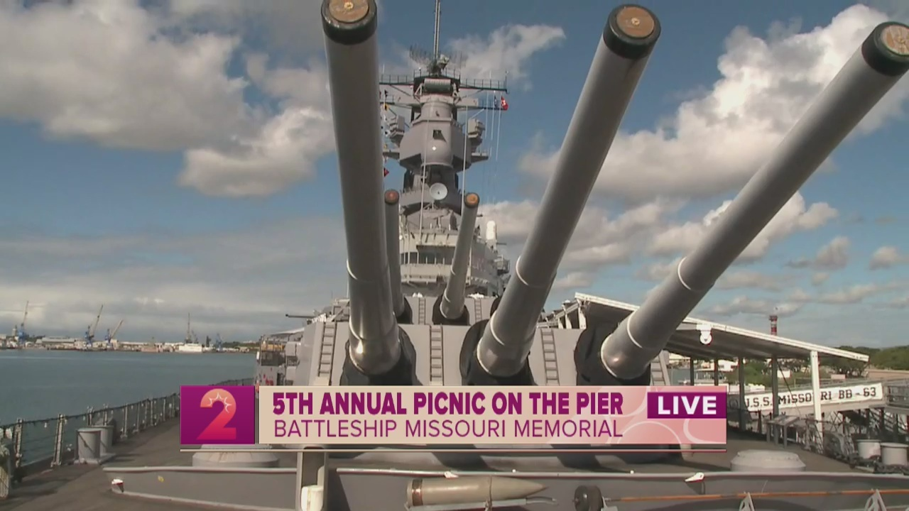 Take2: 5th Annual Picnic on the Pier