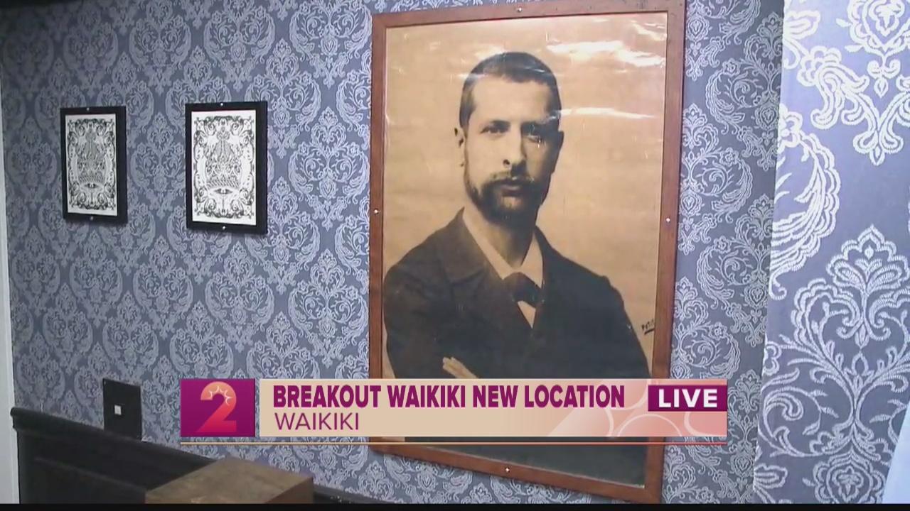 Take2: Breakout Waikiki