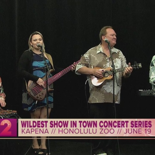 Wildest Show in Town Concert Series