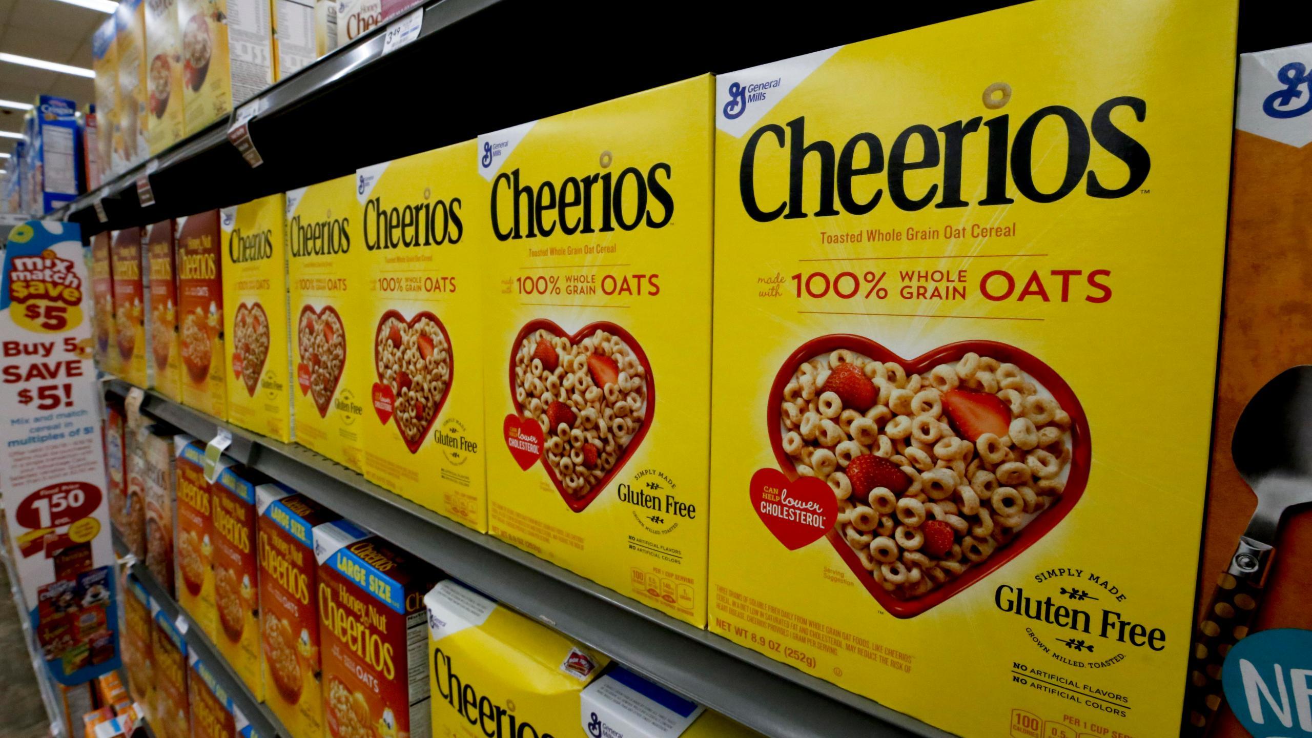 General Mills Cheerios Cereal_1560364175894