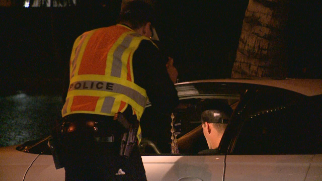 Drunk and distracted driving key issues for