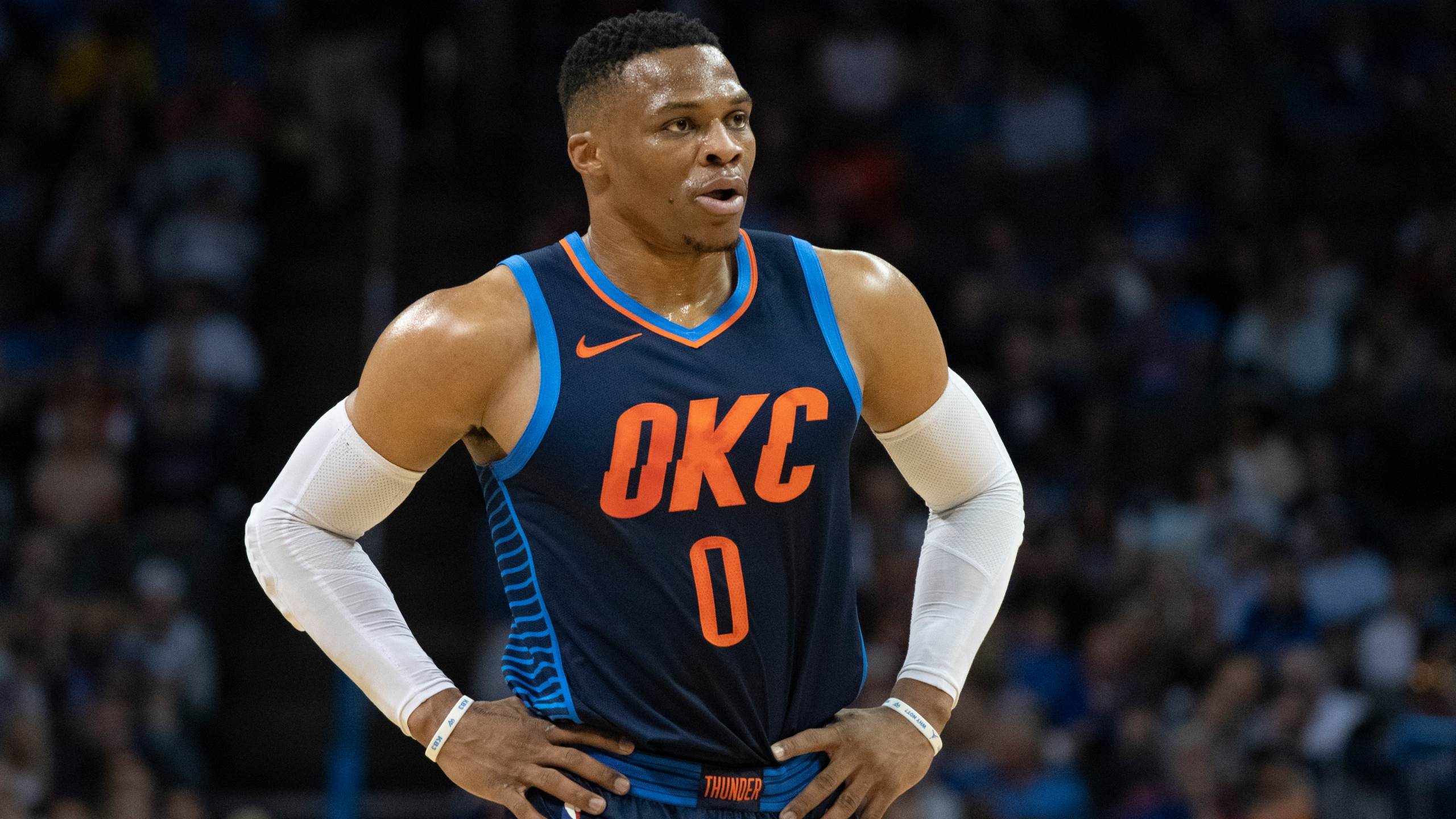 Hawai I Bound Rockets Land Russell Westbrook In Blockbuster