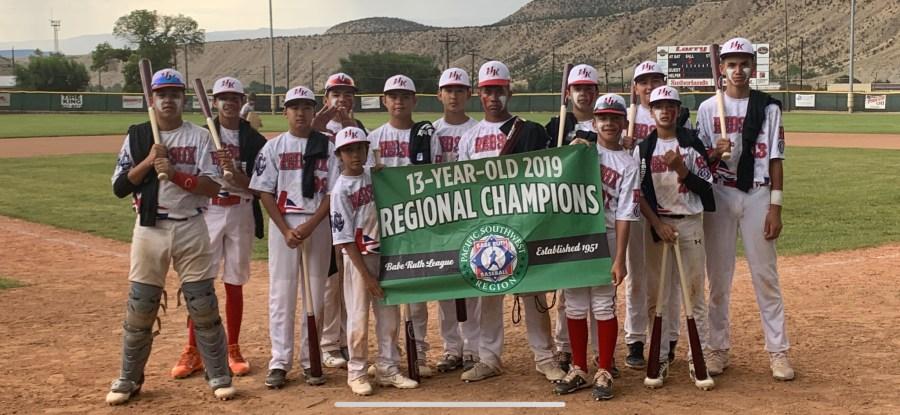 Youth softball, baseball teams advance to national World